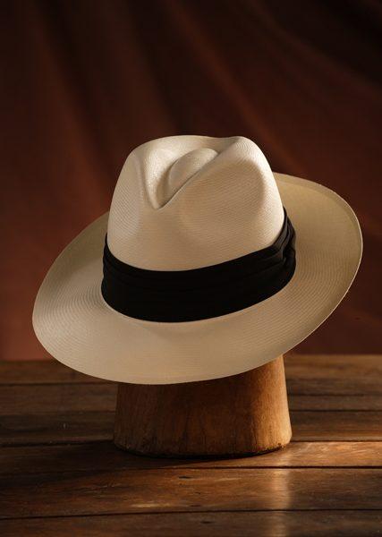 Cavalier Panama Hat