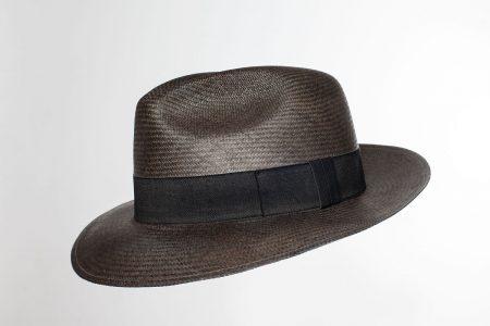 Panama Hat Cavalier Vintage Sombrero_30