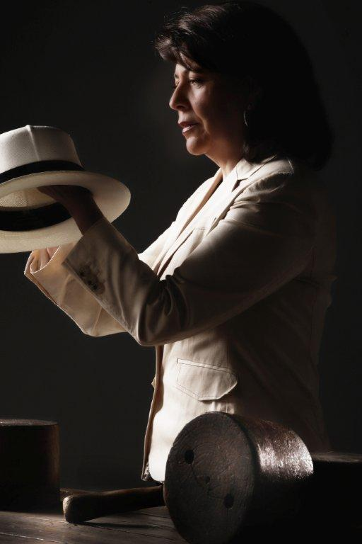 Alicia Ortega, Presidenta de la Empresa. Homero Ortega es una organización liderada por mujeres.